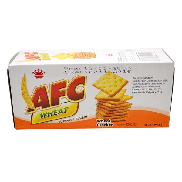 AFC wheat 100g