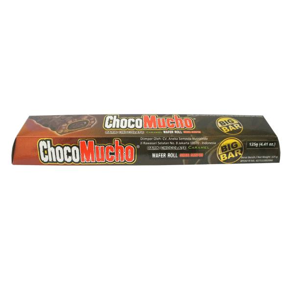 CHOCO MUCHO DARK CHOCOLATE 125 GR