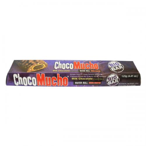 CHOCO MUCHO MILK CHOCOLATE 125 GR