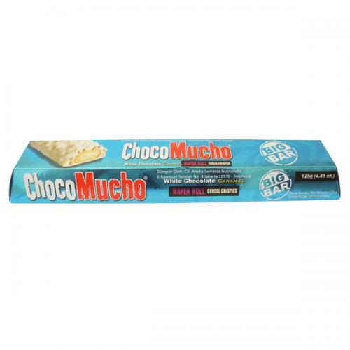 CHOCO MUCHO WHITE CHOCOLATE 125 GR