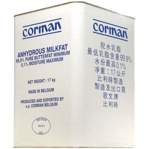 Corman AMF butter