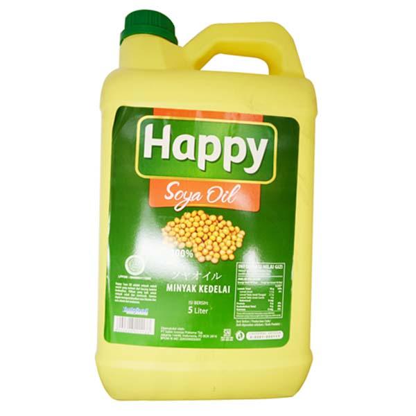 Happy Soya Oil