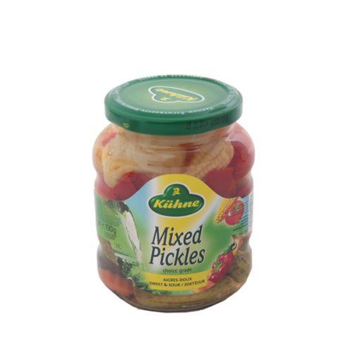 Kühne Mixed Pickles 370 ml