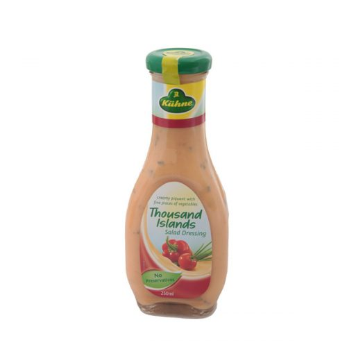 Kühne Salatfix Thousand Islands 250 ml