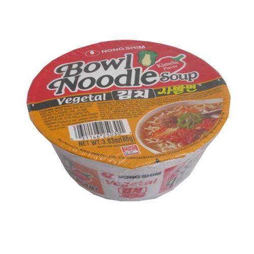 Bowl Noodle Kimchi 86g