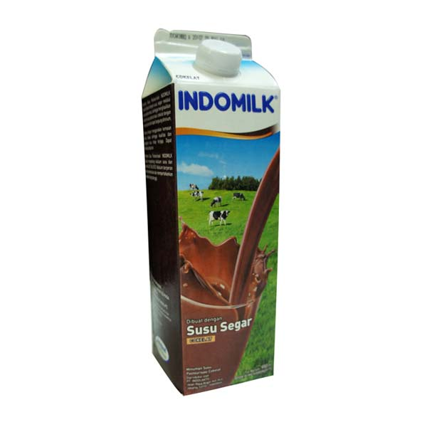 PLM Indomilk Chocolate 950 ml