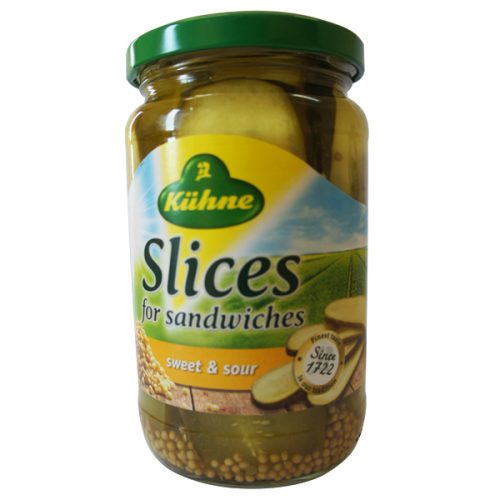 Kühne Sandwich Slices 370 ml