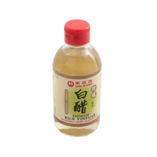 WJS Premium Rice Vinegar 200 ml