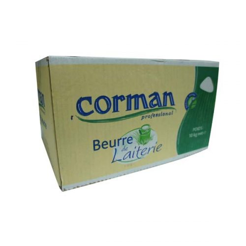 Corman Dairy Butter 82%