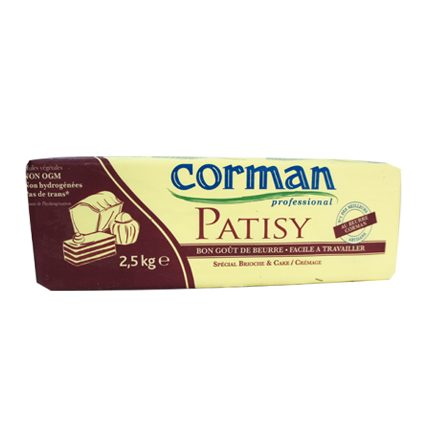 corman patisy blok 2