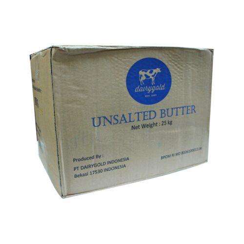 Dairygold Unsalted Butter