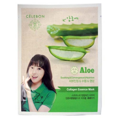 Collagen Essence Mask Aloe