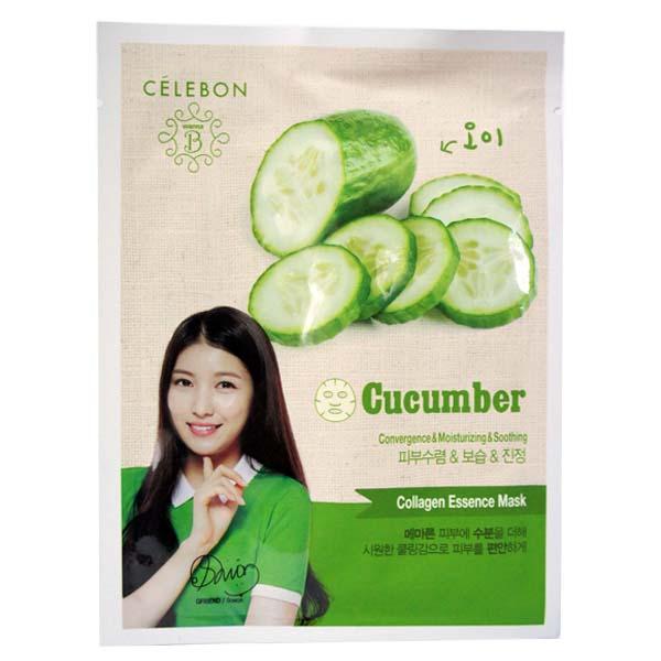 Collagen Essence Mask Cucumber