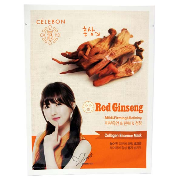 Collagen Essence Mask Red Ginseng