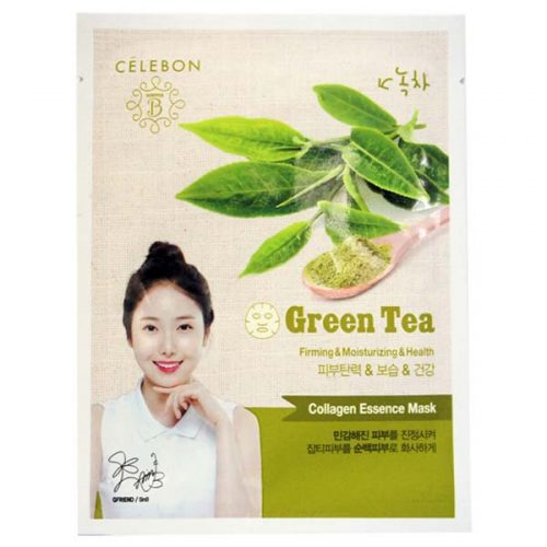 Collagen Essence Mask Green Tea