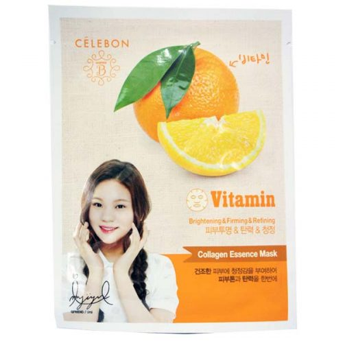 Collagen Essence Mask Vitamin
