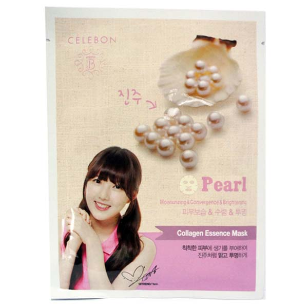 Collagen Essence Mask Pearl