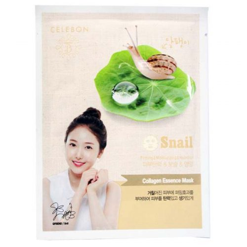 Collagen Essence Mask Snail