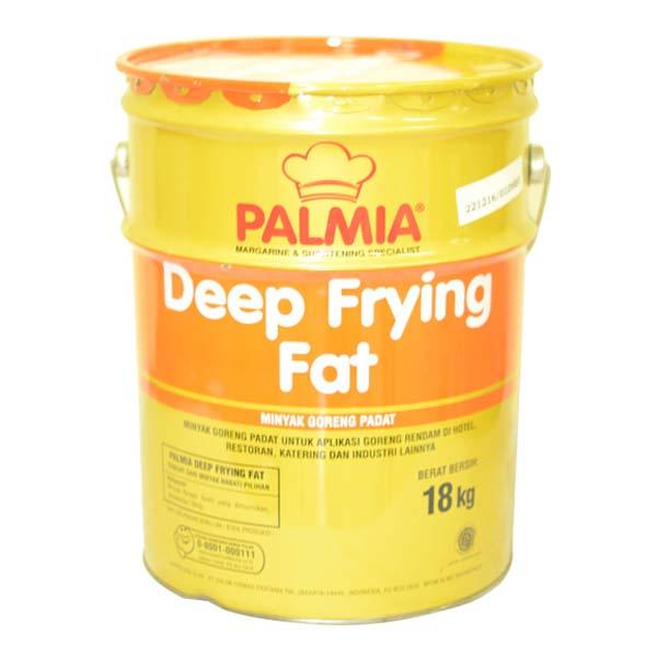 Palmia Deep Frying Fat Tin