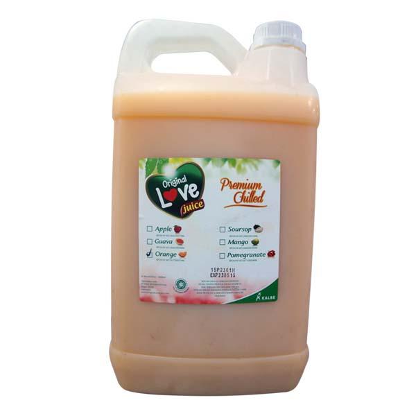 LJ Premium Orange 5L