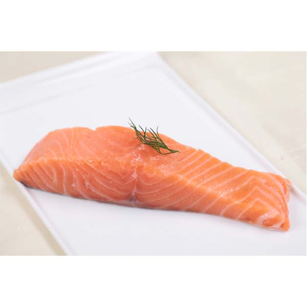 Salmon Steak Skin On A (Size 150-200g)