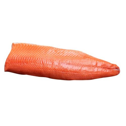 Salmon Fillet Skin On Fresh Trim C (Fresh Salmon Fillet)