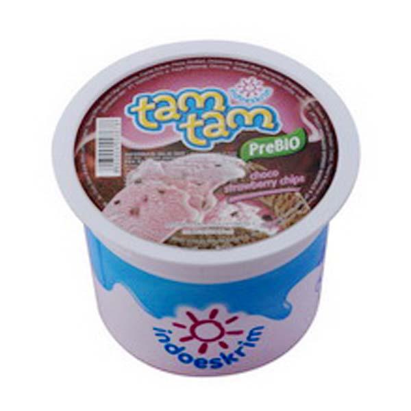Tam-tam Prebio Choco Strawberry Chip