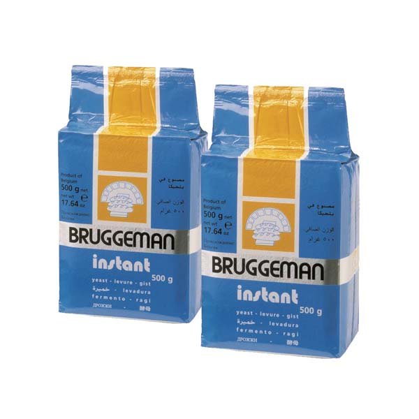 Yeast Bruggeman Blue