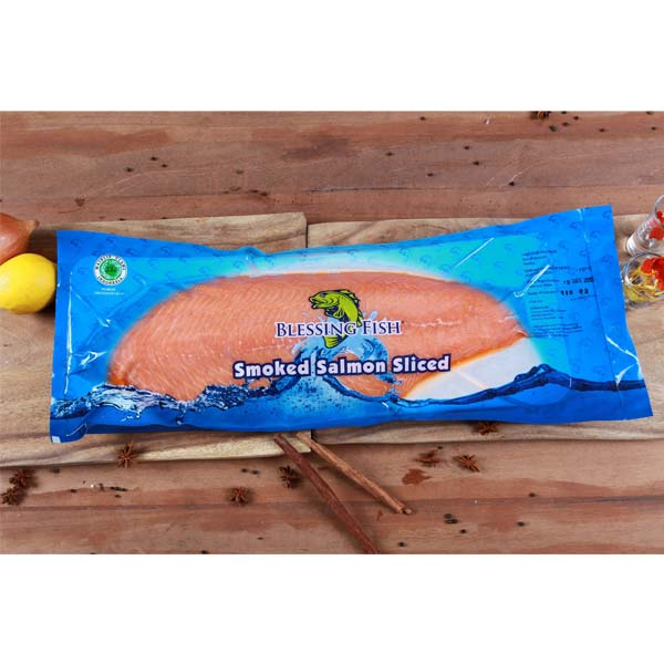 Smoked Salmon Full Fillet Sliced