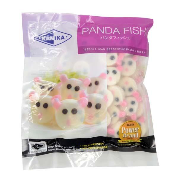 kanika panda fish