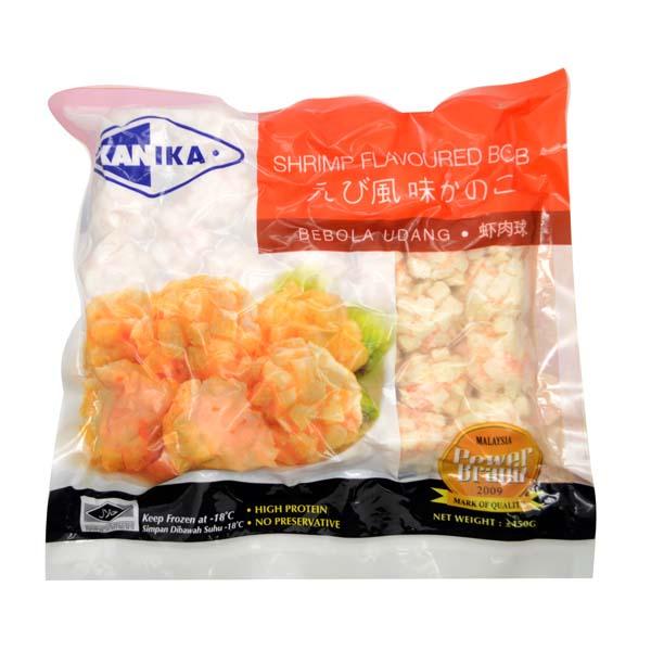 kanika shrimp bomb
