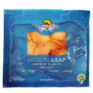 Smoked Marlin Sliced 100g