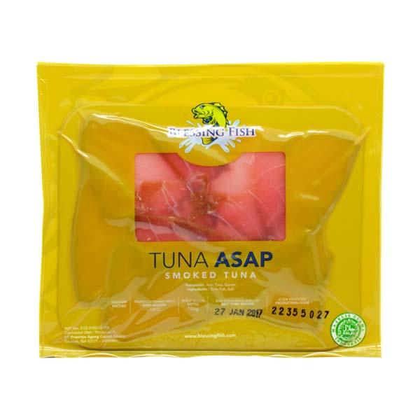 Smoked Tuna Sliced 100g