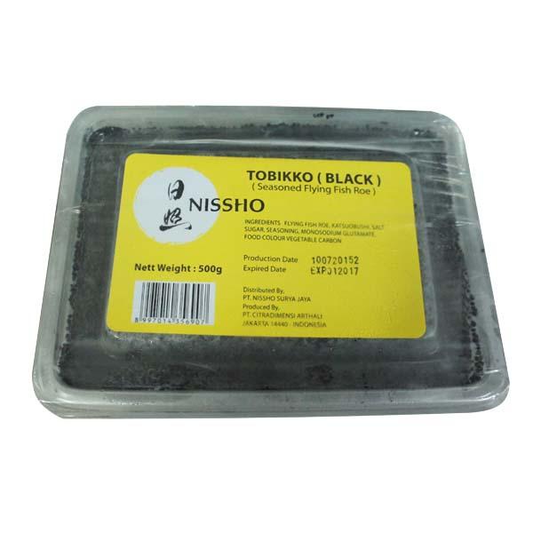 Tobiko Black