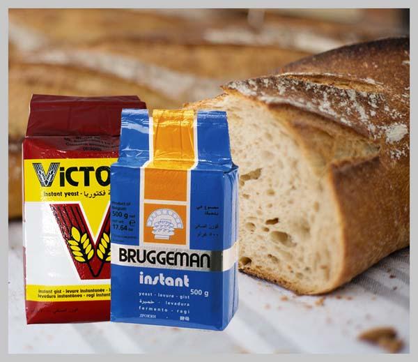 yeast/ragi di Puri Pangan Utama