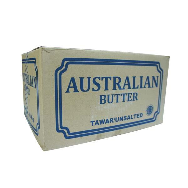 AUSTRALIAN BUTTER