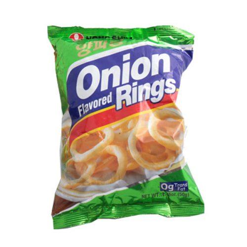 Nongshim onion rings 50 gr