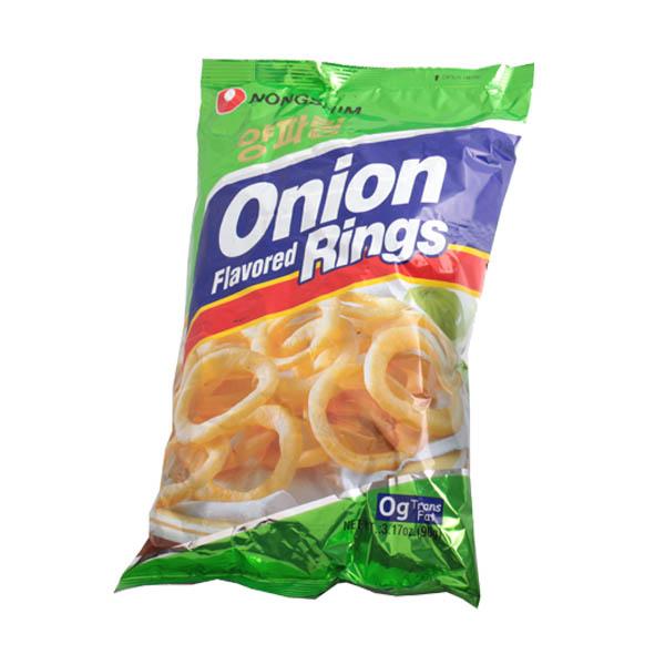 Nongshim onion rings 90 gr