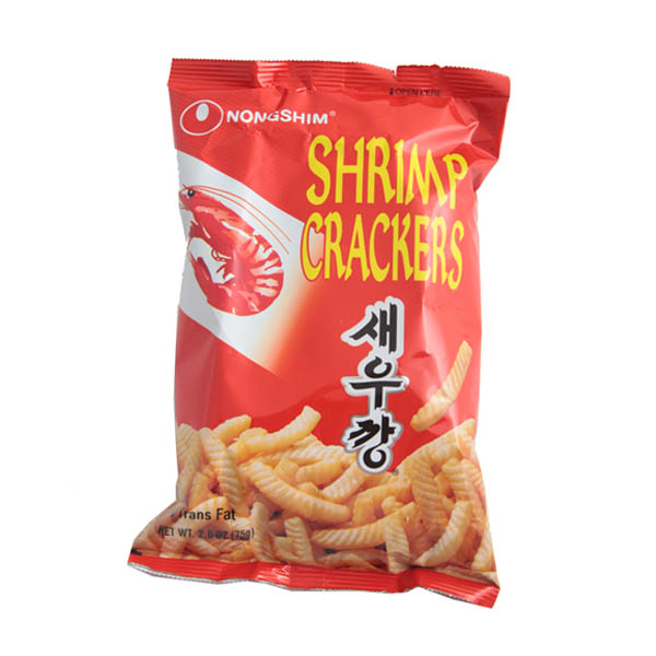 Nongshim shrimp cracker original