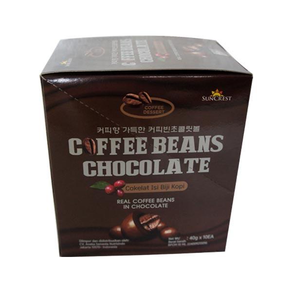 coffe beans choco