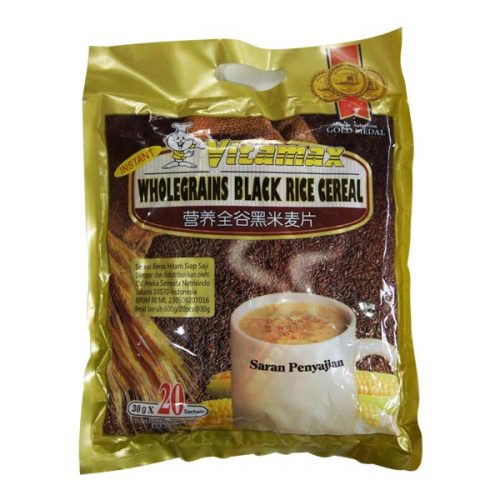 vitamax black rice