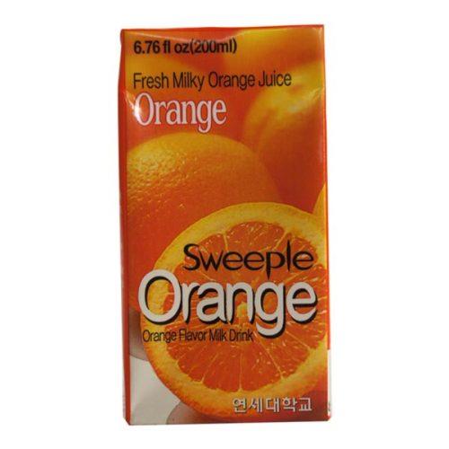 yonsei sweeple orange