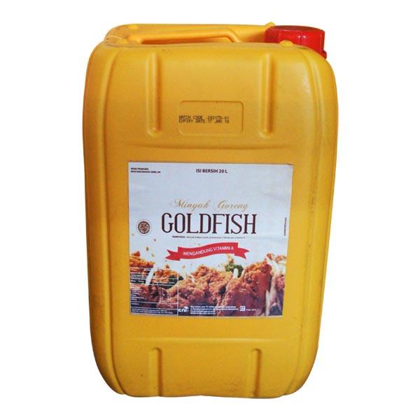 minyak goldfish 20L