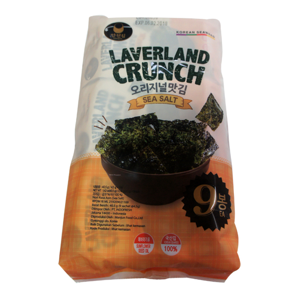 LAVERLAND SEA SALT