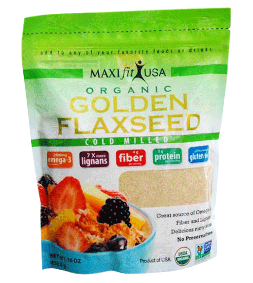 maxifit flax seed