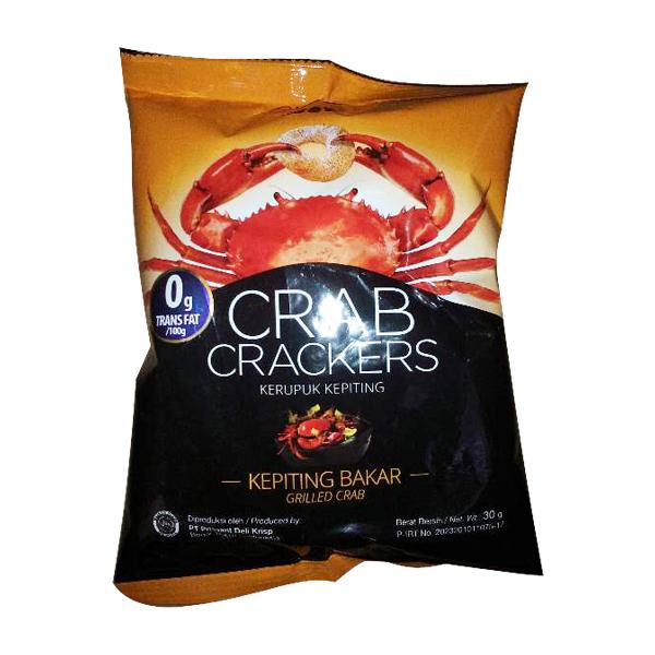ogarlos crab grill crab 30 gr