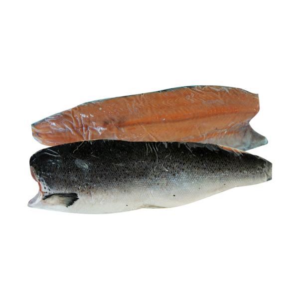 salmon trim A