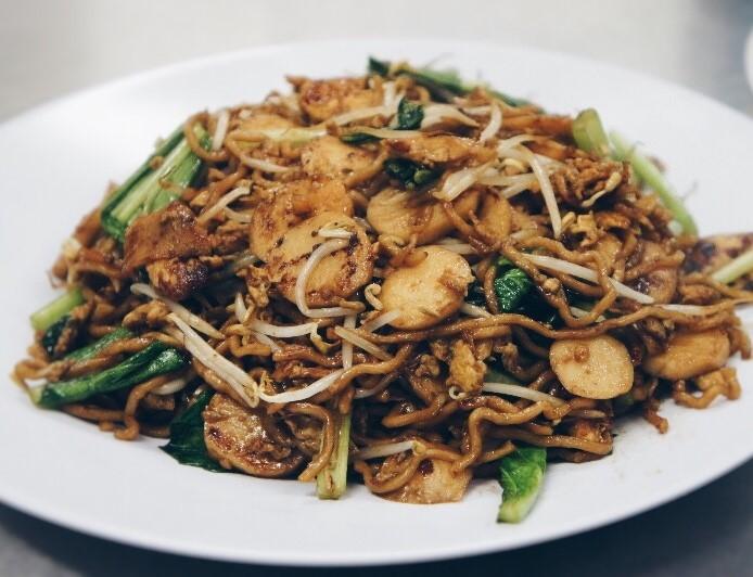 Chef Stefu Santoso's Fried Noodles
