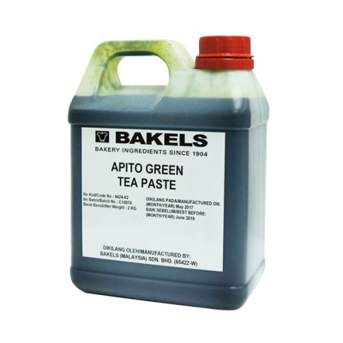apito green tea paste