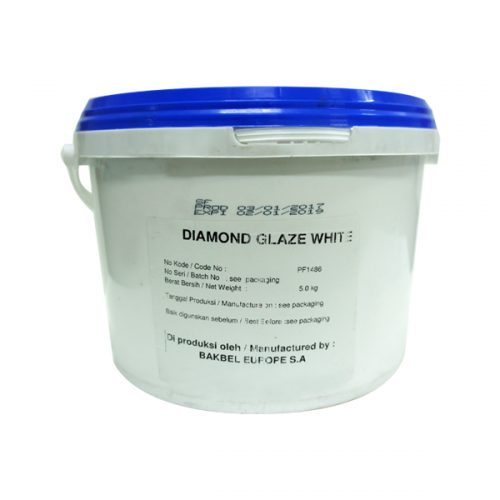 diamond glaze white